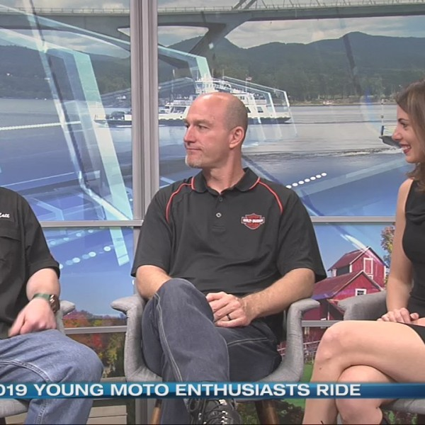 Young Moto Enthusiasts Ride takes aim at 35-and-under riders