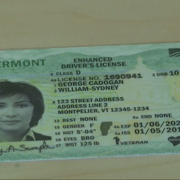 Upgraded driver's license & ID cards will protect Vermonters identity