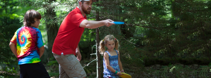 Courtesy - Smugglers' Notch Disc Golf Facebook