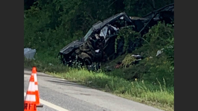 Police identify man killed in I-89 crash; two suffer serious injuries in head-on collision