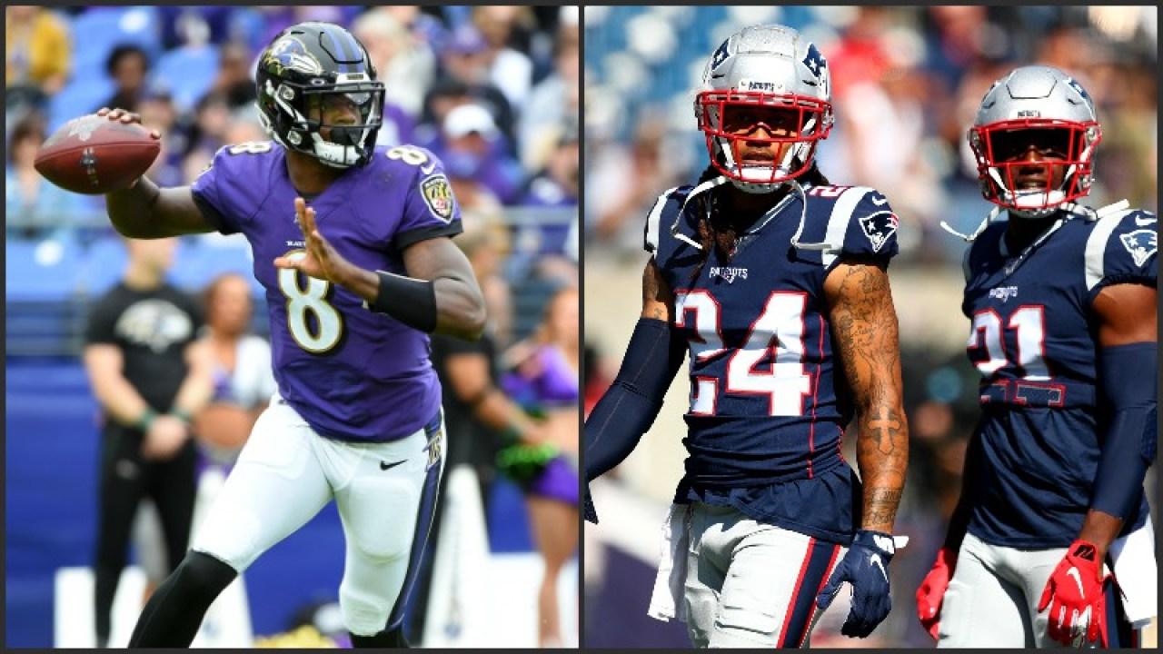 Patriots D Faces Toughest Challenge Yet In Jackson Ravens