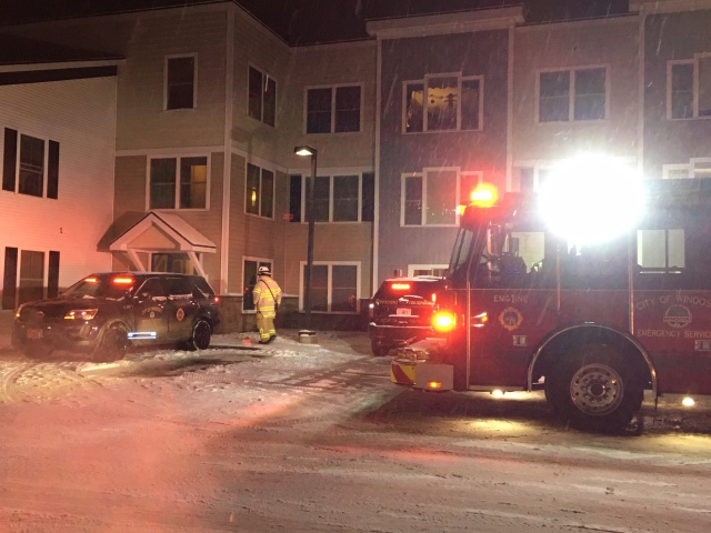 One person hurt in Winooski apartment fire