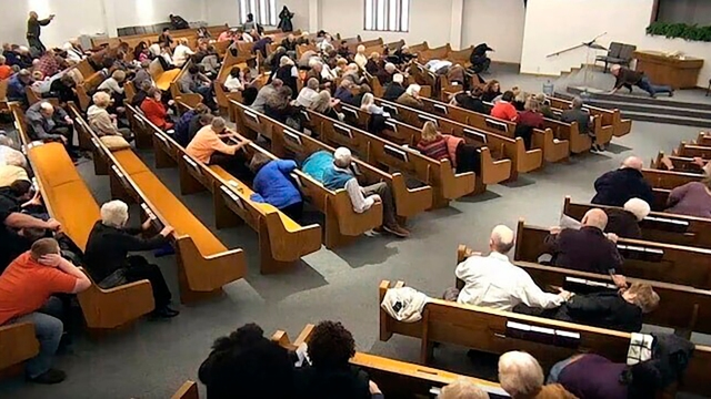 Firearms instructor took out gunman at Texas church ...