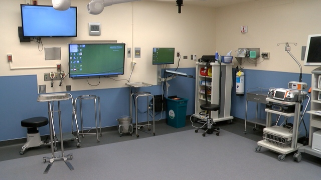 Operating rooms at Fanny Allen in Colchester re-opening next Tuesday