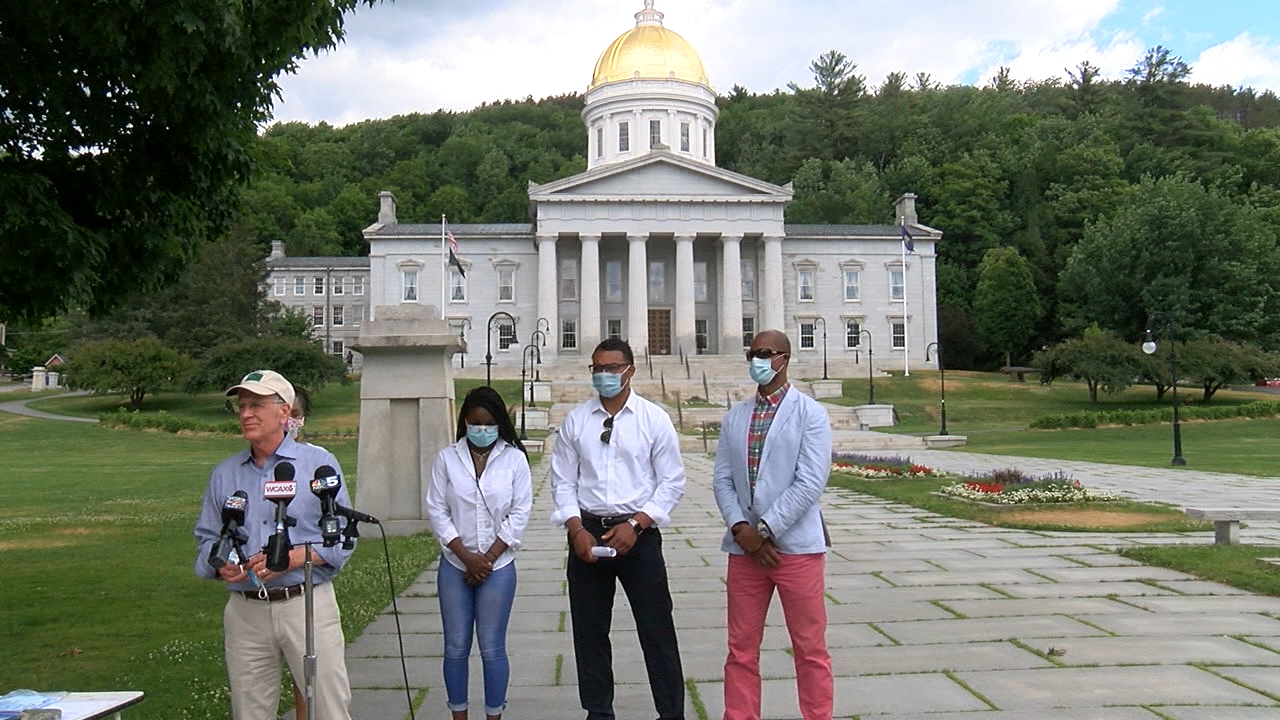 Vermonters say Justice in Policing Act is a beginning step toward racial equity