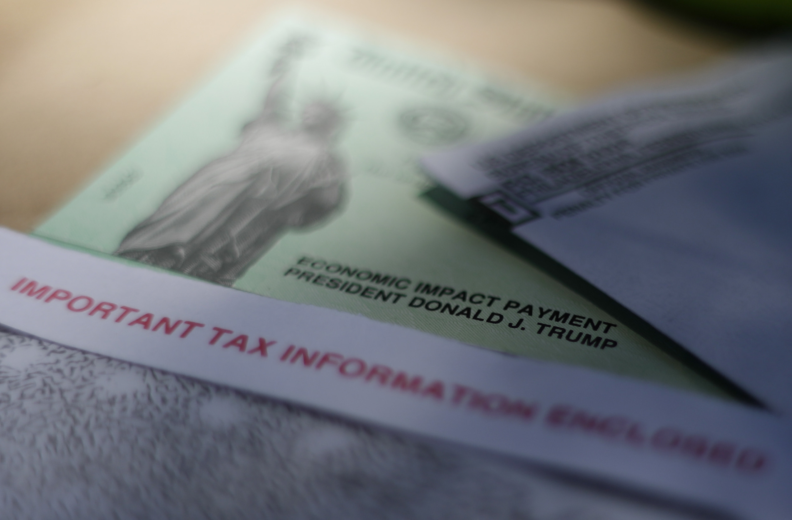Stimulus check update: Many Americans would get more in second payment - Local 22/44 News