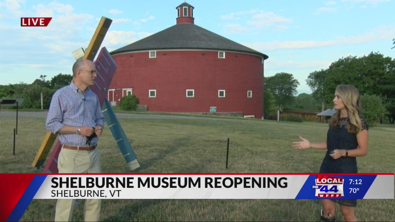 Shelburne Museum Halloween 2020 Shelburne Museum reopens