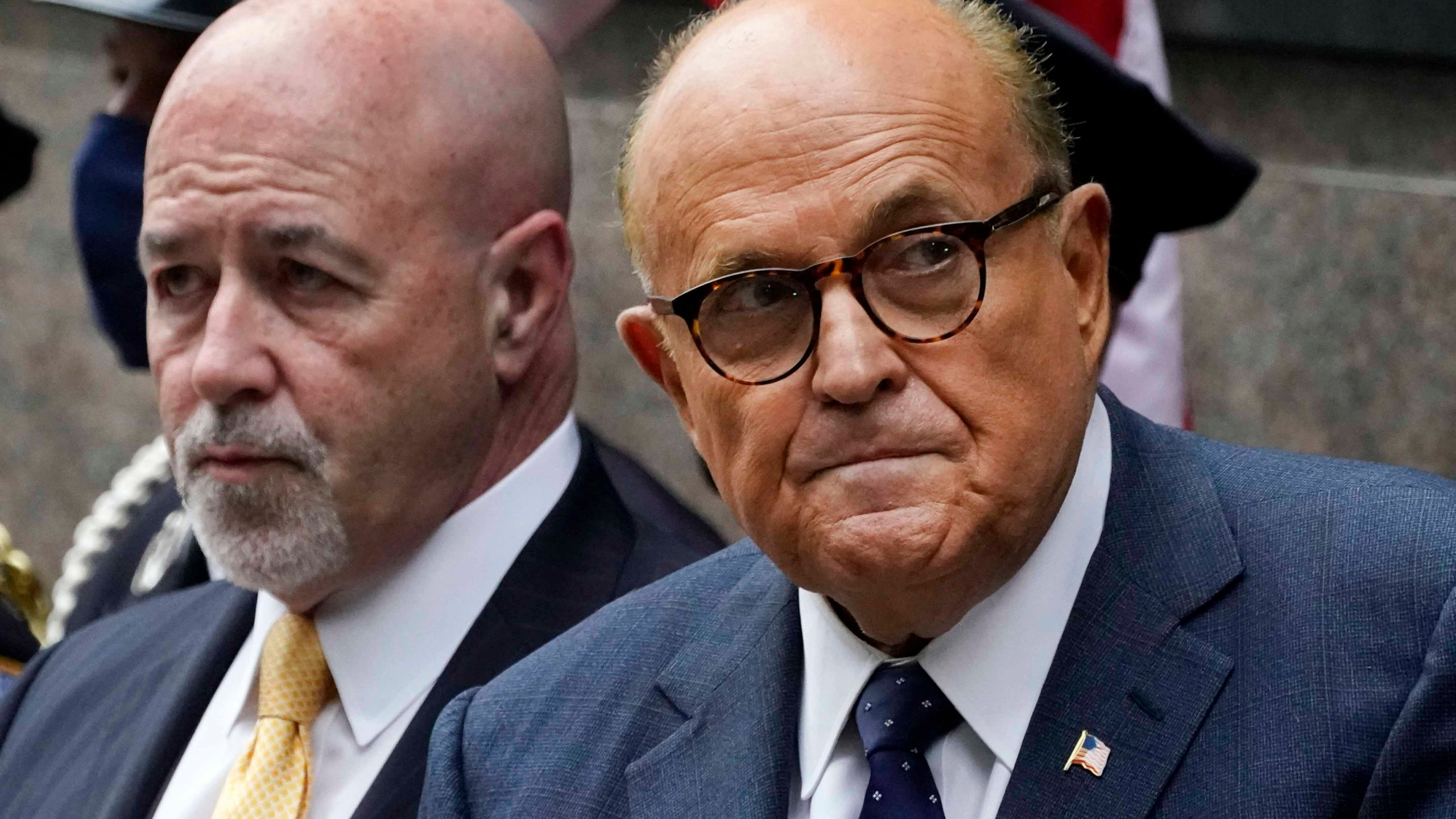 Rudolph Giuliani, Bernard Kerik
